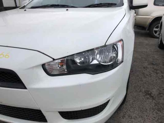 2011 MITSUBISHI LANCER CJ MY11 HEADLIGHT LEFT