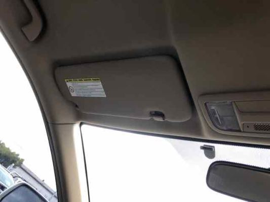 2007 HONDA CRV (4x4) SUNVISOR LEFT