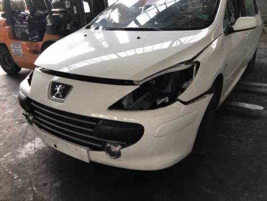 2006 PEUGEOT 307 BAR COVER FRONT
