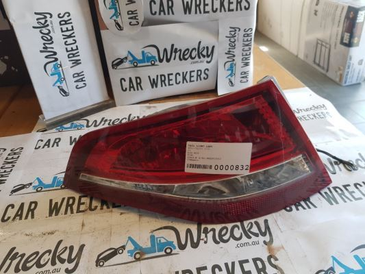 2008 FORD FALCON FG TAIL LIGHT LEFT