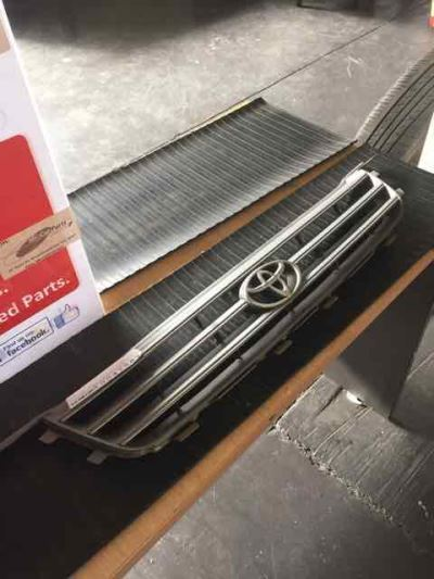 1999 TOYOTA CAMRY MCV20R CONQUEST 4 SP AUTOMATIC 3.0L MULTI POINT F/INJ GRILLE