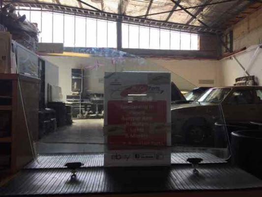 2014 MITSUBISHI ASX XB MY14 (2WD) 5 SP MANUAL 2.0L MULTI POINT F/INJ DOOR GLASS RF