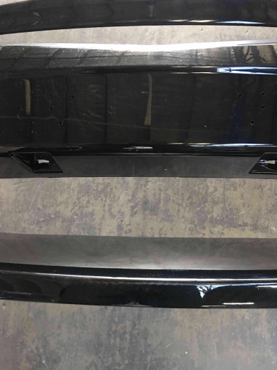 HOLDEN COMMODORE VZ EXECUTIVE 4 SP AUTOMATIC BAR COVER FRONT