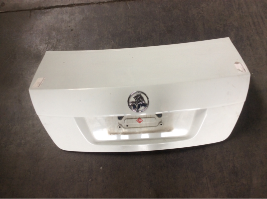 2007 HOLDEN COMMODORE VE OMEGA 4 SP AUTOMATIC 3.6L MULTI POINT F/INJ BOOT LID