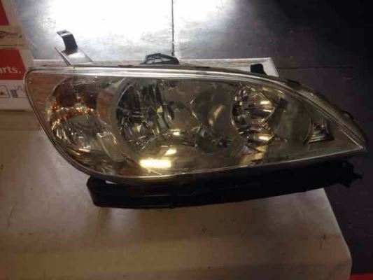 2004 HONDA CIVIC 7TH GEN GLi 4 SP AUTOMATIC 1.7L MULTI POINT F/INJ HEADLIGHT RIGHT