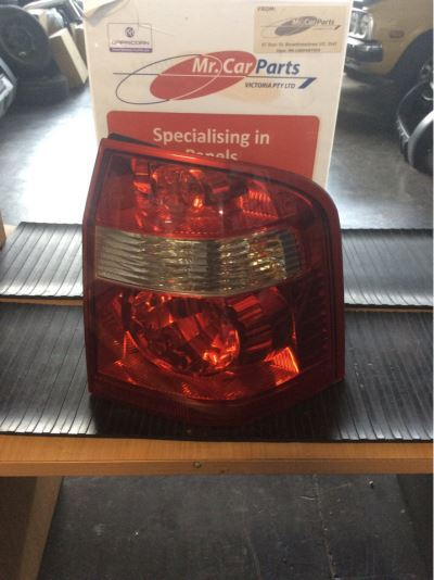 2005 FORD TERRITORY SX TS (4x4) 4 SP AUTO SEQ SPORTS 4.0L MULTI POINT F/INJ TAIL LIGHT RIGHT
