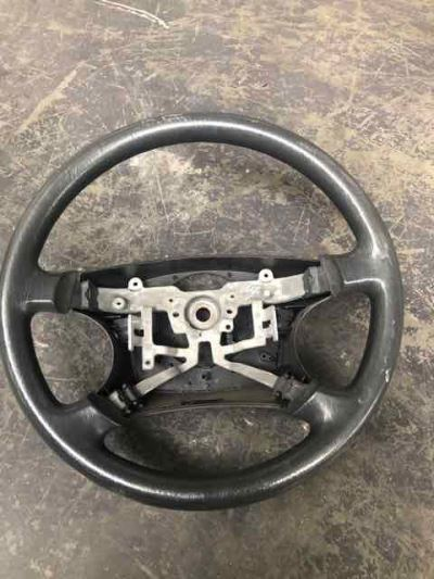 2006 TOYOTA COROLLA ZZE122R ASCENT SPORT SECA 4 SP AUTOMATIC 1.8L MULTI POINT F/INJ STEERING WHEEL