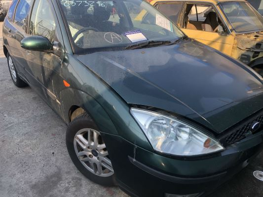 2004 FORD FOCUS LR SR 4 SP AUTOMATIC 2.0L MULTI POINT F/INJ TAILGATE
