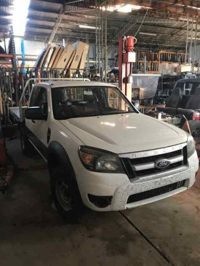 2009 FORD RANGER PJ 07 UPGRADE XL (4x2) 5 SP MANUAL 2.5L DIESEL TURBO F/INJ ENGINE LONG