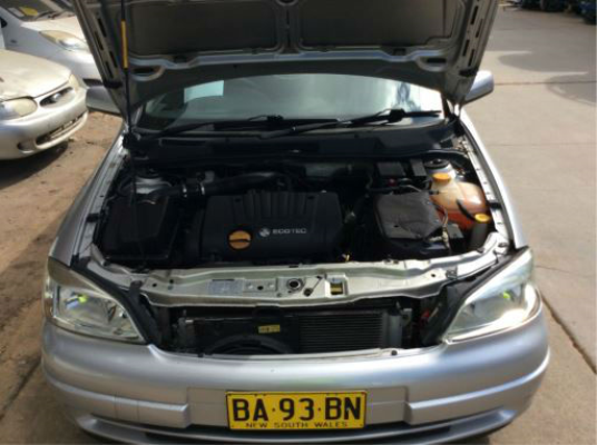 2001 holden astra ts cd 4 sp automatic 1 8l multi point f. Black Bedroom Furniture Sets. Home Design Ideas
