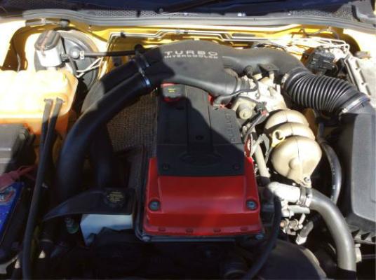 2005 FORD FALCON BA MKII XR6T 4 SP AUTO SEQ SPORTS 4.0L TURBO MPFI SHOCK ABSORBERS FRONT (PAIR)