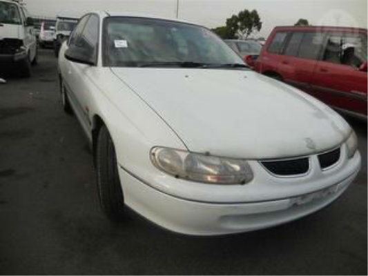 1999 HOLDEN COMMODORE VT EQUIPE 4 SP AUTOMATIC 3.8L MULTI POINT F/INJ RADIO