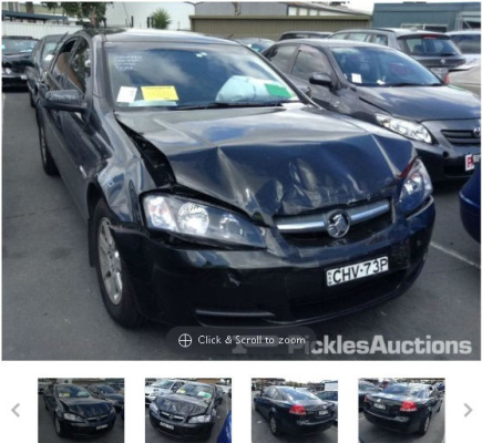 2009 HOLDEN COMMODORE VE MY09.5 OMEGA 4 SP AUTOMATIC 3.6L MULTI POINT F/INJ BOOT LID