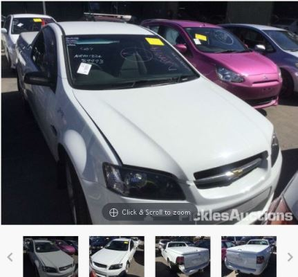 2009 HOLDEN COMMODORE VE MY09.5 OMEGA 4 SP AUTOMATIC 3.6L MULTI POINT F/INJ ENGINE LONG
