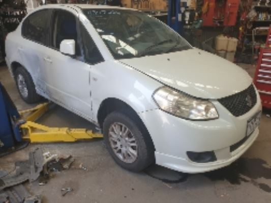 2008 SUZUKI SX4 4 SP AUTOMATIC 2.0L MULTI POINT F/INJ AIR CONDENSER