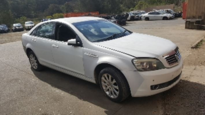 2006 HOLDEN STATESMAN WM V6 5 SP AUTO ACTIVE SELECT 3.6L MULTI POINT F/INJ PWR STEER RACK