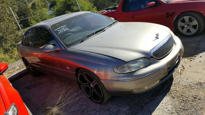 2000 HOLDEN CAPRICE WH 4 SP AUTOMATIC 5.7L MULTI POINT F/INJ BAR REAR COMPLETE