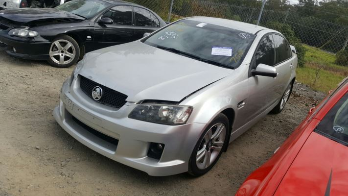 2007 HOLDEN COMMODORE VE SV6 5 SP AUTOMATIC 3.6L MULTI POINT F/INJ PWR STEER RACK