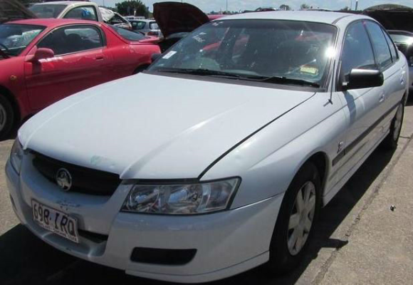 2005 HOLDEN COMMODORE VZ EXECUTIVE 4 SP AUTOMATIC 3.6L MULTI POINT F/INJ DOOR LOCK ASSEMBLY RF