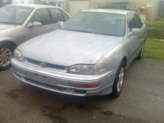 1995 TOYOTA CAMRY VDV10 VIENTA CSi 5 SP MANUAL 3.0L ELECTRONIC F/INJ FUEL PUMP ELECTRIC