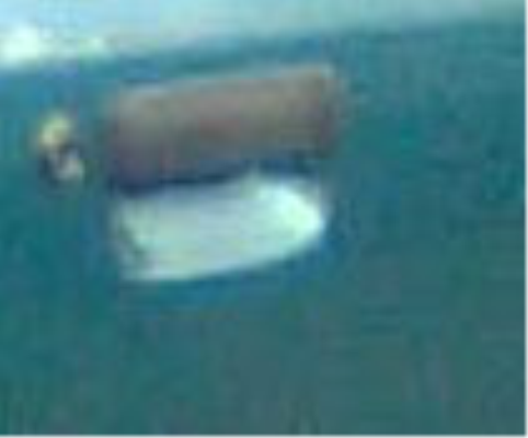 1995 MAZDA 323 BG Series 5 SP MANUAL 1.6L CARB DOOR HANDLE OUTER RF