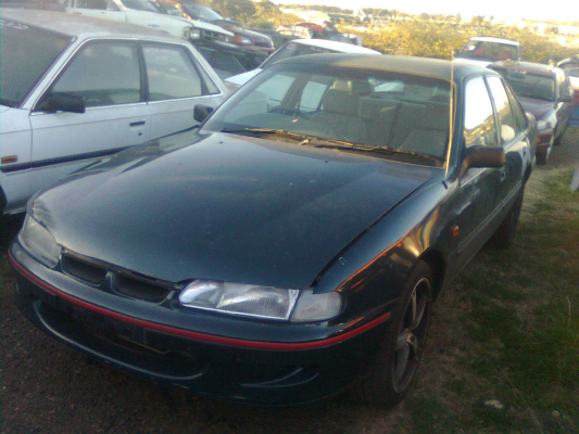 1994 HOLDEN COMMODORE VR EXECUTIVE 4 SP AUTOMATIC 3.8L MULTI POINT F/INJ DOOR LF