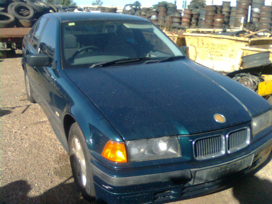 1996 BMW 3 E36 18i 4 SP AUTOMATIC 1.8L ELECTRONIC F/INJ ALTERNATOR