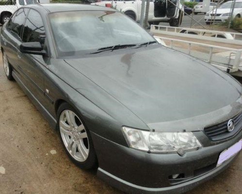 2003 HOLDEN COMMODORE VY EXECUTIVE 4 SP AUTOMATIC 3.8L MULTI POINT F/INJ DOOR WINDOW REGULATOR ELECTRIC LR