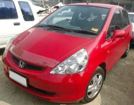2004 HONDA JAZZ UPGRADE 5 SP MANUAL 1.5L MULTI POINT F/INJ COMPACT DISC PLAYER