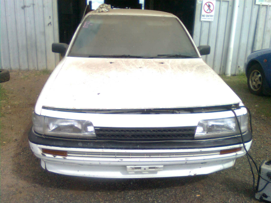 1992 TOYOTA CAMRY SV21 4 SP AUTOMATIC 2.0L ELECTRONIC F/INJ DOOR RF