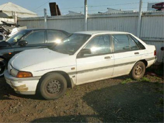 1993 FORD LASER KHII 5 SP MANUAL 1.6L CARB GUARD FLASHER LF