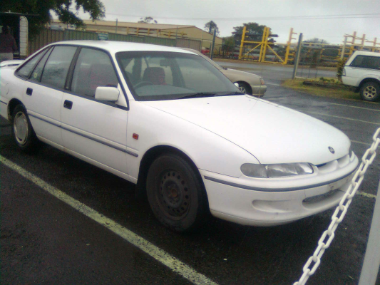 1994 HOLDEN COMMODORE VR ACCLAIM 4 SP AUTOMATIC 3.8L MULTI POINT F/INJ ELECTRIC MIRROR SWITCH
