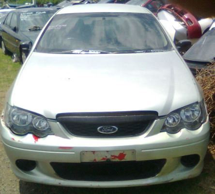 2003 FORD FALCON BA FUTURA 4 SP AUTO SEQ SPORTS 4.0L MULTI POINT F/INJ DOOR WINDOW REGULATOR ELECTRIC RF