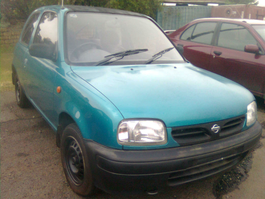 1997 NISSAN MICRA LX 5 SP MANUAL 1.3L ELECTRONIC F/INJ GUARD LF