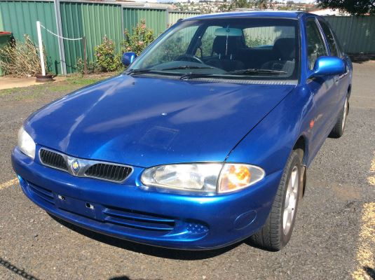 2000 PROTON PERSONA CM GLi 5 SP MANUAL 1.3L MULTI POINT F/INJ GUARD FLASHER RF