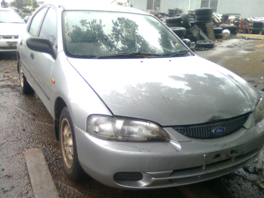 1997 FORD LASER KJII LXi LIATA 4 SP AUTOMATIC 1.6L MULTI POINT F/INJ TRANSMISSION/GEARBOX