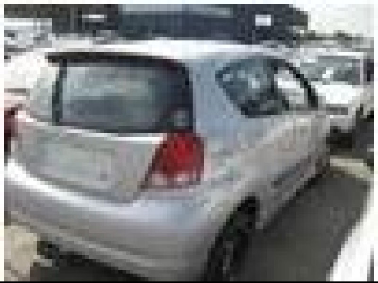 2005 HOLDEN BARINA TK 5 SP MANUAL 1.6L MULTI POINT F/INJ DOOR HANDLE OUTER LF