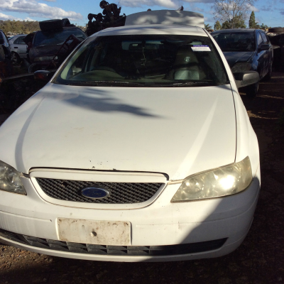 2003 FORD FALCON BA FUTURA (LPG) 4 SP AUTO SEQ SPORTS 4.0L LPG DOOR TRIM LF