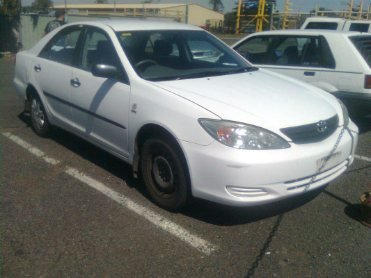 2003 TOYOTA CAMRY ACV36R ALTISE 4 SP AUTOMATIC 2.4L MULTI POINT F/INJ BAR REINFORCE FRONT