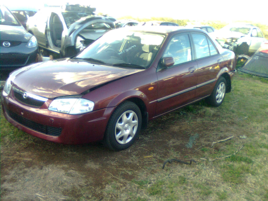 1999 MAZDA 323 BJ PROTEGE 4 SP AUTOMATIC 1.8L MULTI POINT F/INJ ENGINE LONG