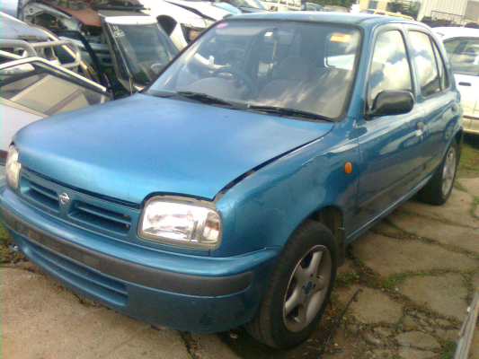1995 NISSAN MICRA K11 SLX 5 SP MANUAL 1.3L ELECTRONIC F/INJ GUARD LINER LF