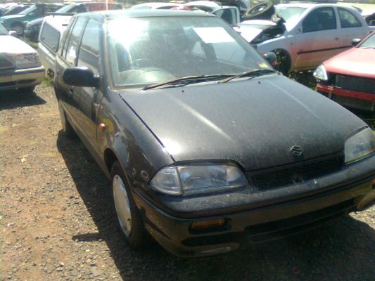 1996 SUZUKI SWIFT CINO 3 SP AUTOMATIC 1.3L CARB BAR LIGHT RF