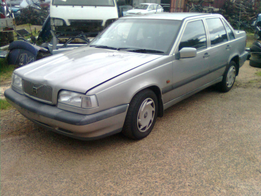 1996 VOLVO 8 50 S 4 SP AUTOMATIC 2.4L MULTI POINT F/INJ DOOR RF