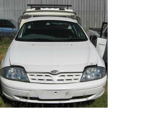 2002 FORD FALCON AUIII XLS (LPG) 4 SP AUTOMATIC 4.0L LPG LEAF SPRING LR
