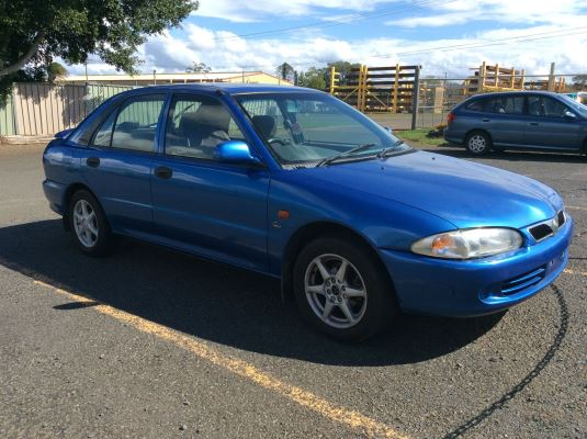 2000 PROTON PERSONA CM GLi 5 SP MANUAL 1 3L MULTI POINT F/INJ FUEL PUMP  ELECTRIC