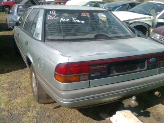 1990 FORD FAIRMONT EAII 4 SP AUTOMATIC 3.9L MULTI POINT F/INJ PWR STEER RACK