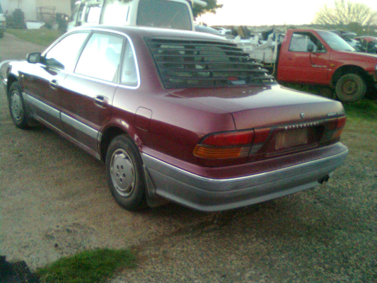 1994 MITSUBISHI MAGNA TS EXECUTIVE 5 SP MANUAL 2.6L MULTI POINT F/INJ ENGINE COMPUTER (ECU)