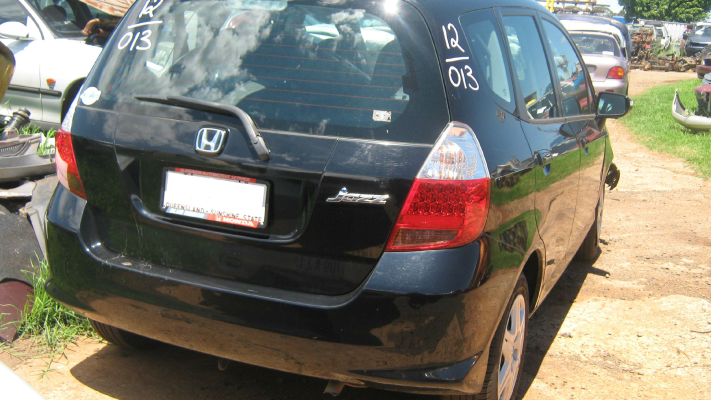 2007 HONDA JAZZ MY06 CVT AUTO 7 SP SEQUENTIAL 1.5L MULTI POINT F/INJ COMPACT DISC PLAYER