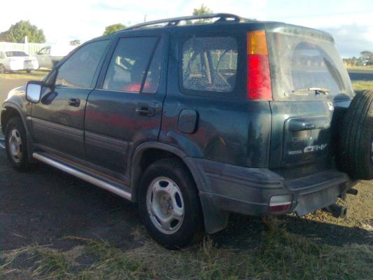 1997 HONDA CRV (4x4) 4 SP AUTOMATIC 4x4 2.0L MULTI POINT F/INJ STEERING WHEEL