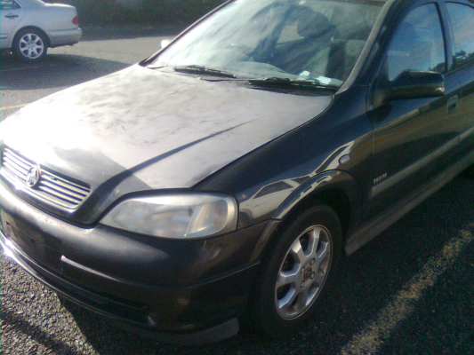 2001 HOLDEN ASTRA TS 4 SP AUTOMATIC 1.8L MULTI POINT F/INJ AIR BOX TUBING